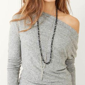 Stella & Dot Rayna Pendant Necklace
